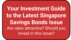Investment Guide to Latest SSB issue